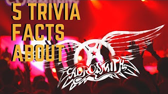 Five Trivia Facts You Didn't Know About Aerosmith! [The Spin – S01E05]