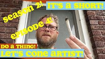 Dsativa I Make a Cone with a Cone Artist!! Or, It's a @dsativa99 Short!!
