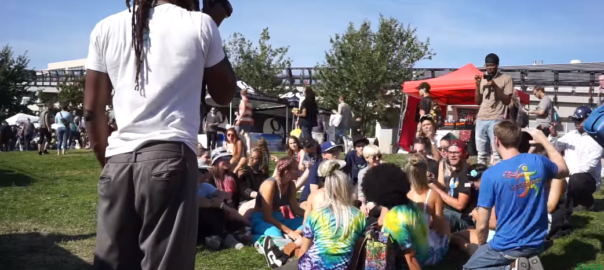 Positive Smash 420 Huge Hempfest Vlog!- All 3 days in 1 Video- Featuring a TON of Weedtubers-