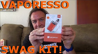 IndoorSmokers Swag Kit by Vaporesso! | & 120 Cereal Pop Ejuice! | IndoorSmokers