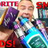 MY FAVORITE SMOK MODS! | & New Lake house! | IndoorSmokers