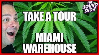 Take a Tour of Miami Warehouse - The Johno Show