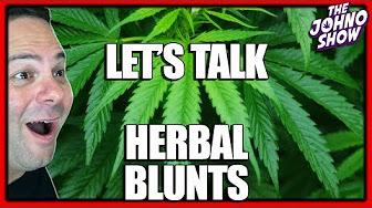 BONUS: Herbal Blunts from Miami Warehouse - The Johno Show