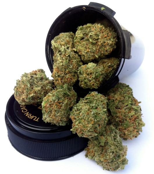 CT Weed Reviews Lemon Alien Dawg 28% THC