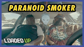 Loaded Up Stoners Be Like | The Paranoid Weed Smoker