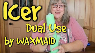 MaryLovesGlass Icer Dual Use Bong by Waxmaid Review