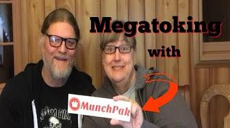 MaryLovesGlass Megatoking w/MunchPak & Lex