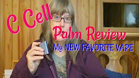 MaryLovesGlass CCell Palm Review: My NEW FAVORITE VAPE