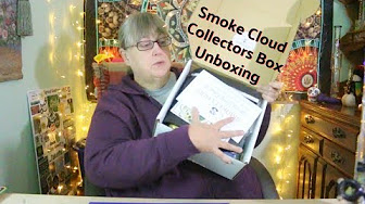 MaryLovesGlass SmokeCloud Collector Box Unboxing