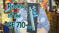 MaryLovesGlass Reviewing CF 710 I got at Hempfest