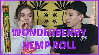 SMOKING A WONDERBERRY CYCLONE FOR THE FIRST TIME | NamelessStoners