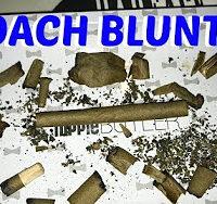 SMOKING A ROACH BLUNT ?!? | NamelessStoners