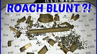 SMOKING A ROACH BLUNT ?!?   NamelessStoners