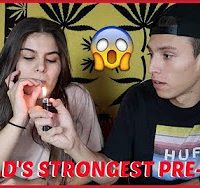 PRESIDENTIAL PREROLL FIRST IMPRESSION **WORLDS STRONGEST** | NamelessStoners