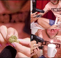 SilencedHippie Attempting Weed ASMR // Ft. Arend Richard!!