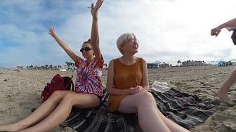 SilencedHippie 360 Venice Beach Sesh w/ @ThatHighCouple