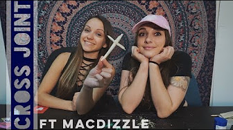 SilencedHippie How to Roll a Cross Joint w/ @Macdizzle420