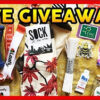 Weed Socks, Nail Crown, and Hemp Wick Pack — LIVE GIVEAWAY!!! [CLOSED]