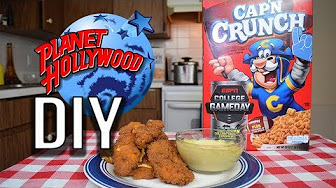 Whitfield Foods Planet Hollywood - Cap'N Crunch Chicken DIY Copycat Recipe