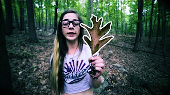 Stoned Alone BIG OL DOINKS IN FOREST w/ Jenny