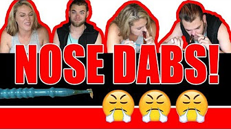 NOSE DABS with Arend Richard   TheDabSpot & The Gay Stoner