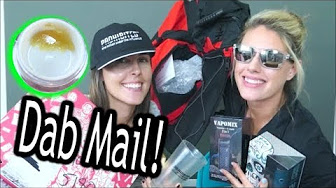DABMAIL!! Prohibited, Source Vapes and More!! | TheDabSpot & Bean