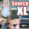 HALF GRAM OF OIL on the Source XL 2! | Phat Panda | TheDabSpot