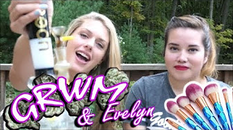 The Craziest GRWM on the Internet!   Bong Hits   TheDabSpot & Evil Evelyn