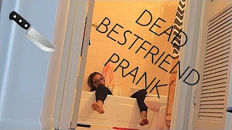 Deevaology DEAD BESTFRIEND PRANK!!!!
