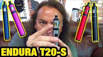 Endura T20-S!   The Ultimate Starter Vape Pen!   IndoorSmokers