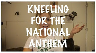 Joya G MY THOUGHTS ON NFL PLAYERS KNEELING FOR THE NATIONAL ANTHEM