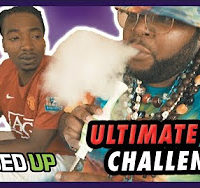 Loaded Up Ultimate Dab Challenge Silicone Nectar Collector