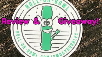 BIG ROLL UH BOWL REVIEW & GIVEAWAY