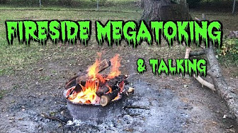 MaryLovesGlass Fireside Megatoking and Talk