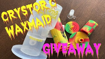 MaryLovesGlass Crystor C Waxmaid Review and GIVEAWAY