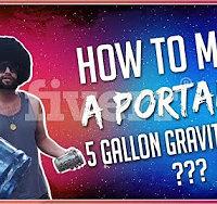 Master Bong How to Make Portable 5 Gallon Gravity Bong