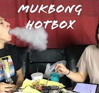 CARNE ASADA FRIES mukBONG & MINI Q & A !!! | NamelessStoners