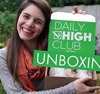 Positive Smash 420 September Daily High Club Unboxing