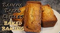 Positive Smash 420 BAKED AF BAKING-Banana Bread Edibles