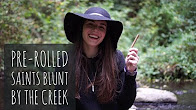 Positive Smash 420 Pre-Rolled Saints Blunt by the Creek-Legal WA Cannabis Product