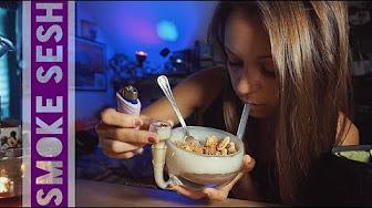 SilencedHippie Wake & Bake Cereal Bowl Bong! (Buddie Burners)
