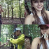 Nature Sesh in the Woods with Friends! (ft. @TheDabSpot @Evil.Evelyn & @StonedAlone)
