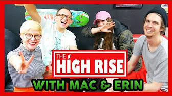 That High Couple Dank Double Date with Mac & Erin of High Rise TV