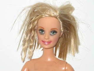 Unlimited Lives Bad Haircut Barbie