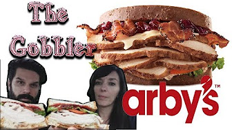 Whitfield Foods Arby's New Deep Fried Turkey Gobbler Sandwich Review