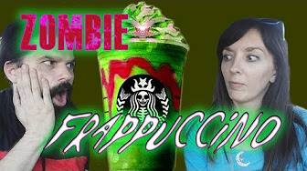 Whitfield Food Reviews Starbucks ZOMBIE Frappuccino Review