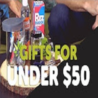 Holiday Gift Guide - Gifts for under $50 // 420 Science Club