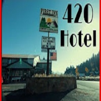 Evil Evelyn 420 WEED FRIENDLY HOTEL | COLORADO