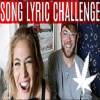 Arend Richard Stoners Try The Song Lyric Challenge || ft. Joya G.