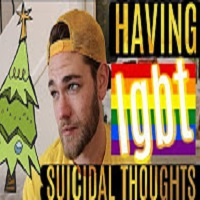 Arend Richard Being Gay & Without Family for the Holidays || Depression